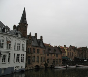 Another canal shot in Brugge