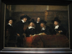 Rembrandt at the Rijksmuseum