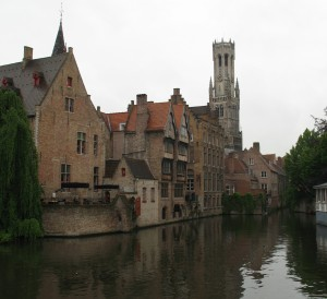 Lovely canal view - Brugge