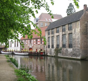 The charms of Brugge