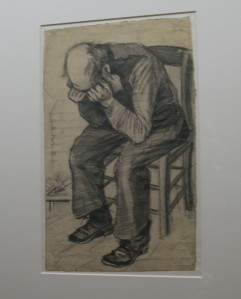Worn Out - Van Gogh sketch