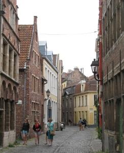 Street scene - Gent