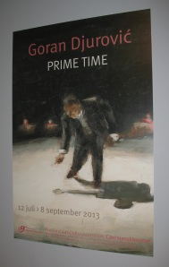 Goran Djurovic - Prime Time solo show in Gent