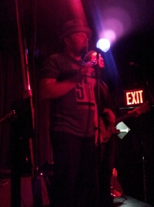 Joe Nemeth at Terra Blues in NYC (bad lighting!)