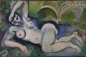 Matisse - Blue Nude - 1907