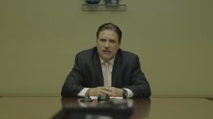 Lou Martini as Allen, the boss!