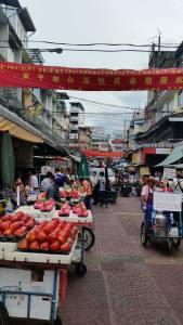 Street view - Bangkok's Chinatown