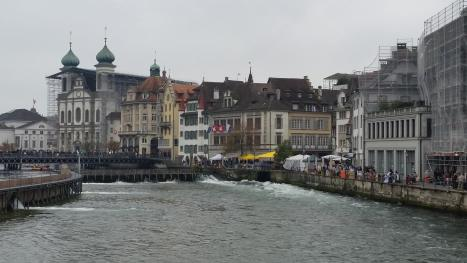 Lucern old town 1