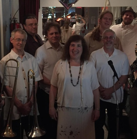 Carol and The Little Jazz Birds - DLV band regulars