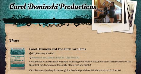 Carol Deminski Productions - shows.JPG